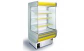 Горки холодильные и регалы