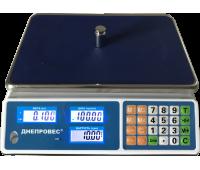 Весы торговые Днепроевс ВТД-Л1 (акция)